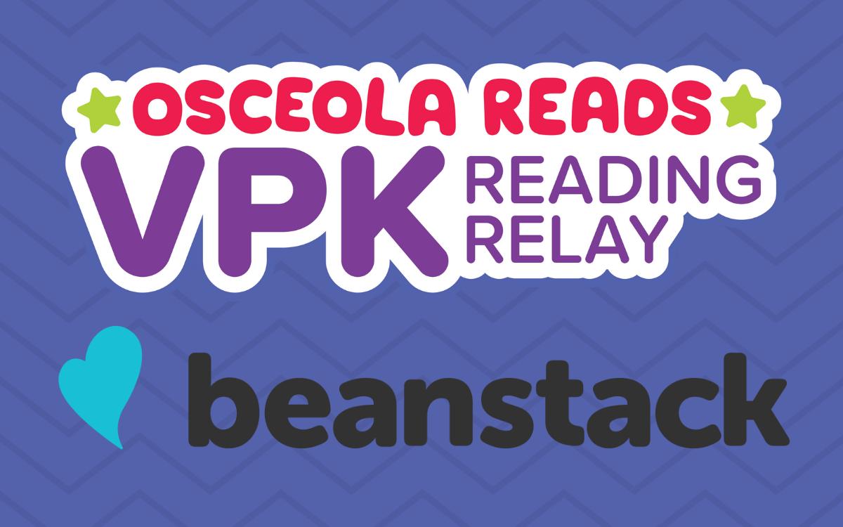 Osceola Reads VPK reading relay