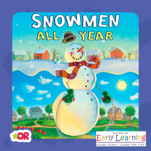 Book cover of Snowman All Year by Caralyn Buehner
