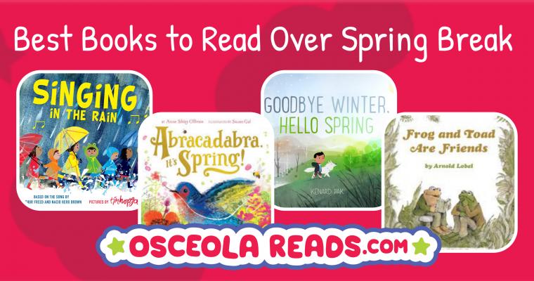Best Books to Read Over Spring Break