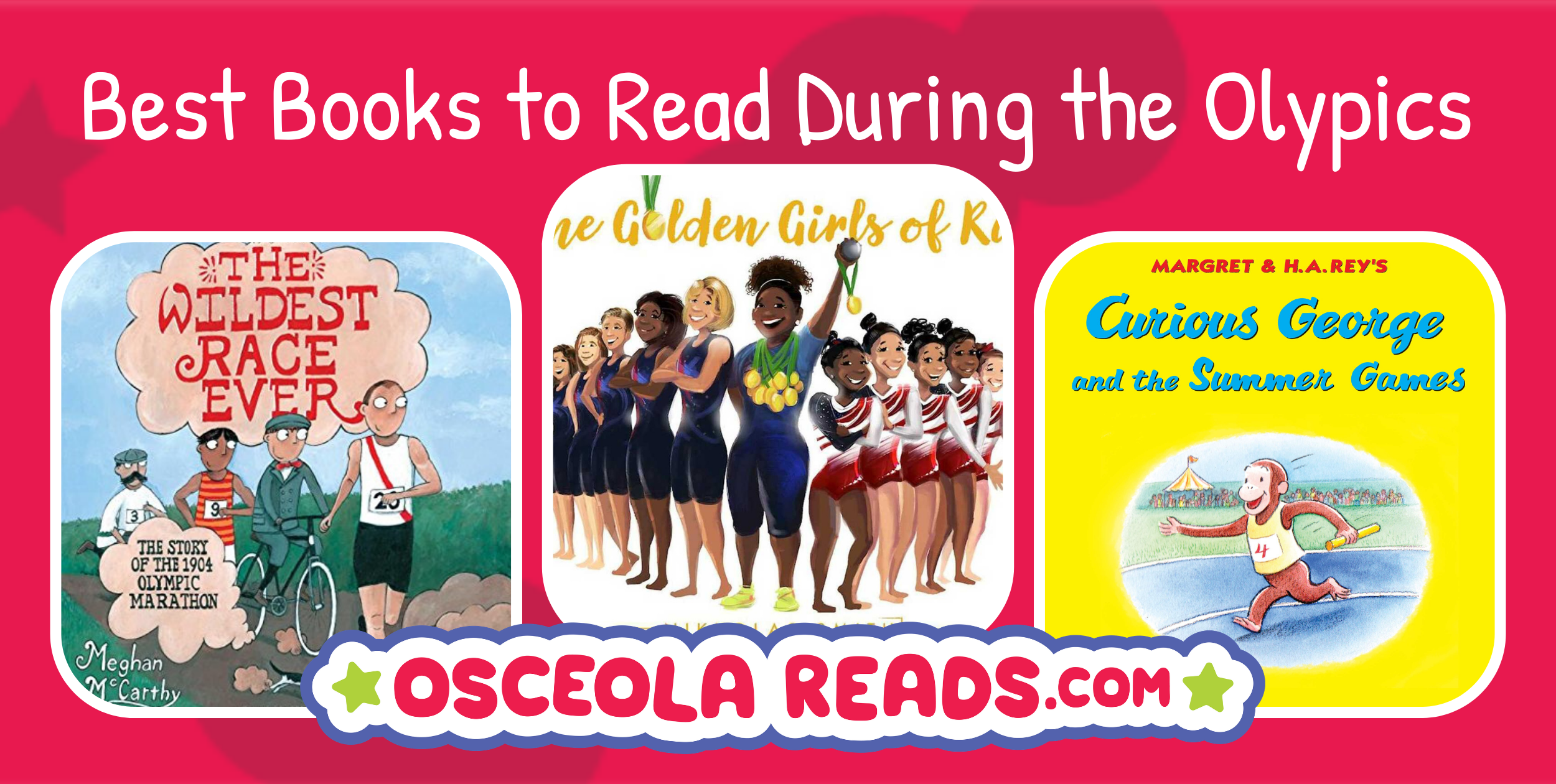 Best Books to Read During the Olympics