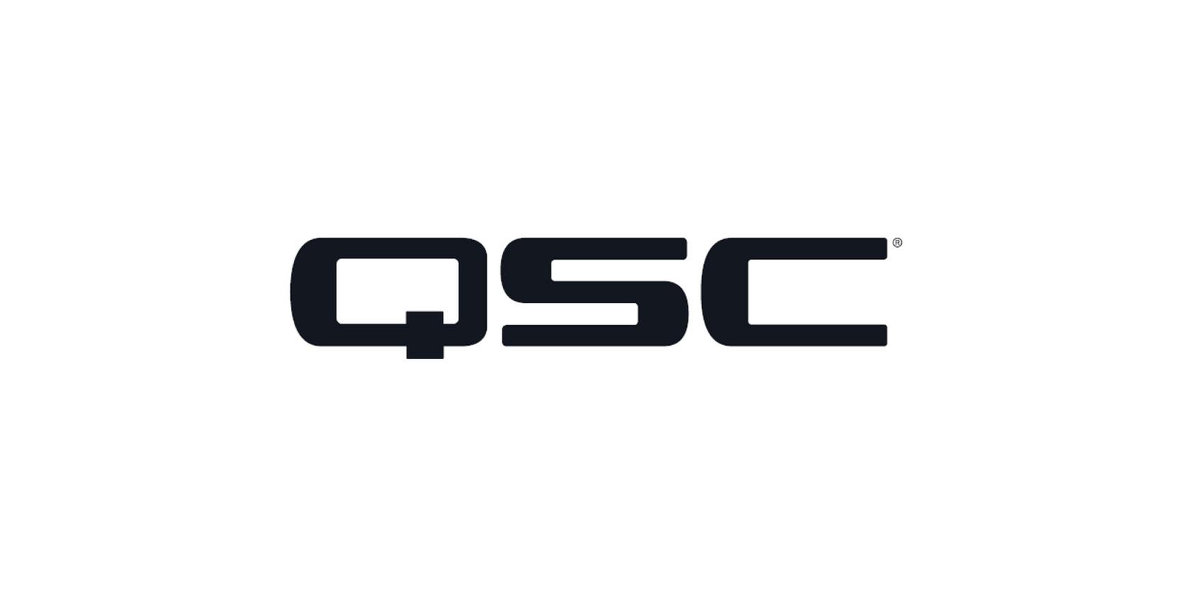 QSC company logo