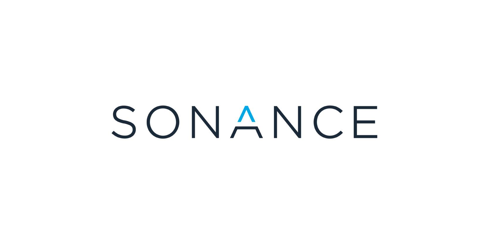 Sonance company logo