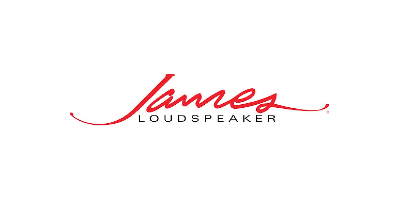 James Loudspeaker company logo