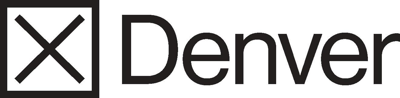 X Denver logo