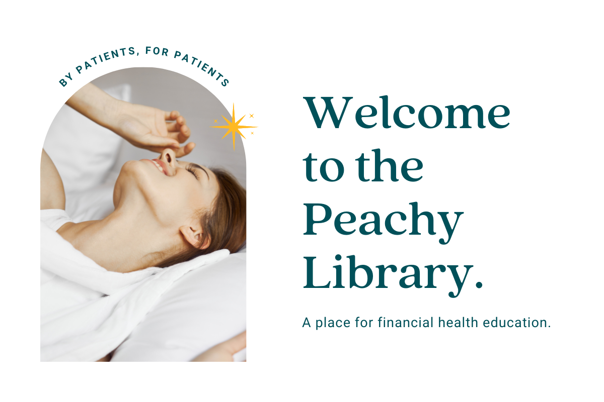 Introducing The Peachy Library: For Patients