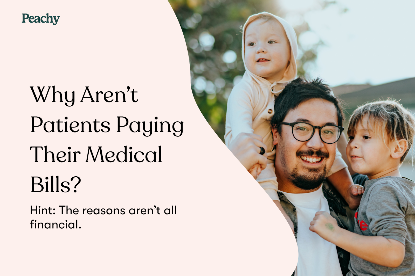 Why Aren't Patients Paying Their Medical Bills?