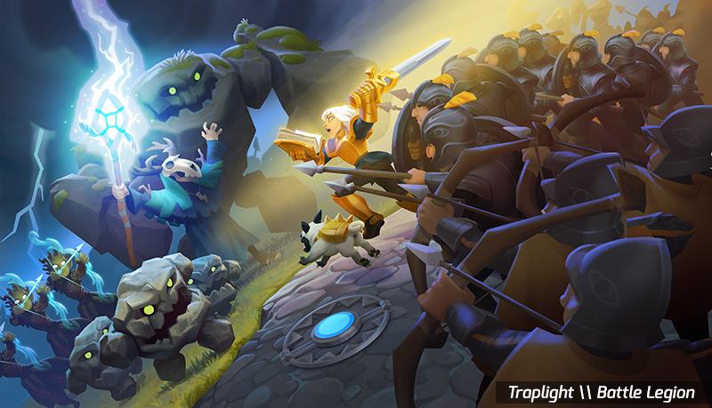 Traplight Games - Battle Legion