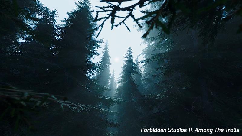 Forbidden Studios - Among the Trolls