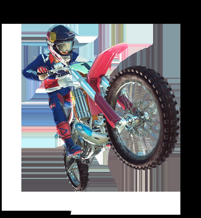 Kuuasema - Dirt Bike Unchained
