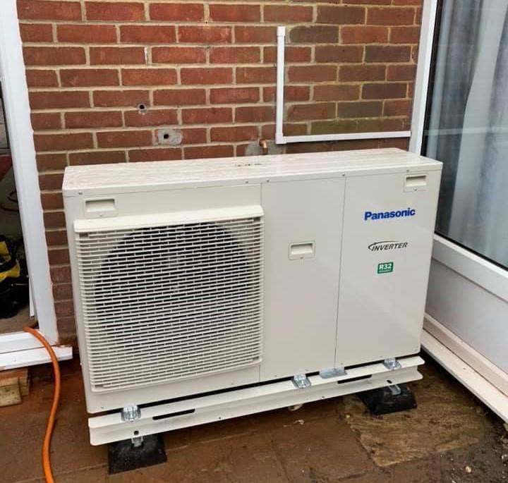 Air Source Heat