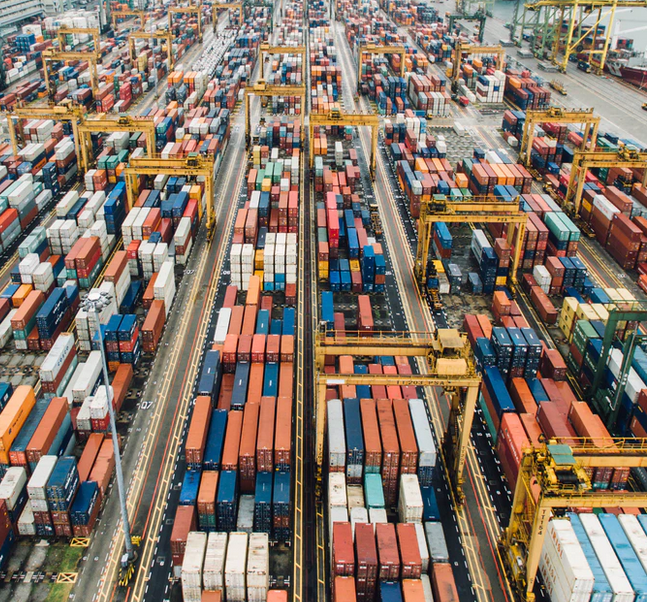 scheduling api for supply chain and goods