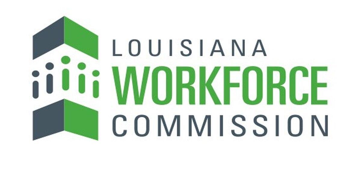 Louisiana workforce logo