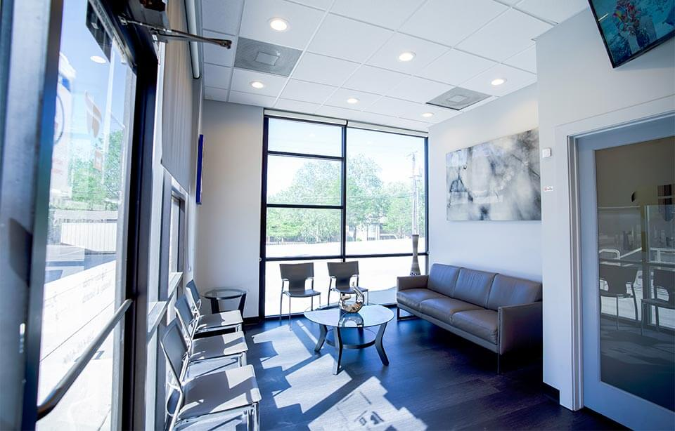 InStyle Dental - Waiting room