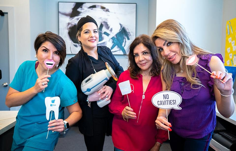 InStyle Dental - Team smiling