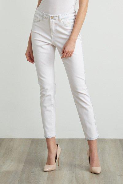 Distressed Detail Pants