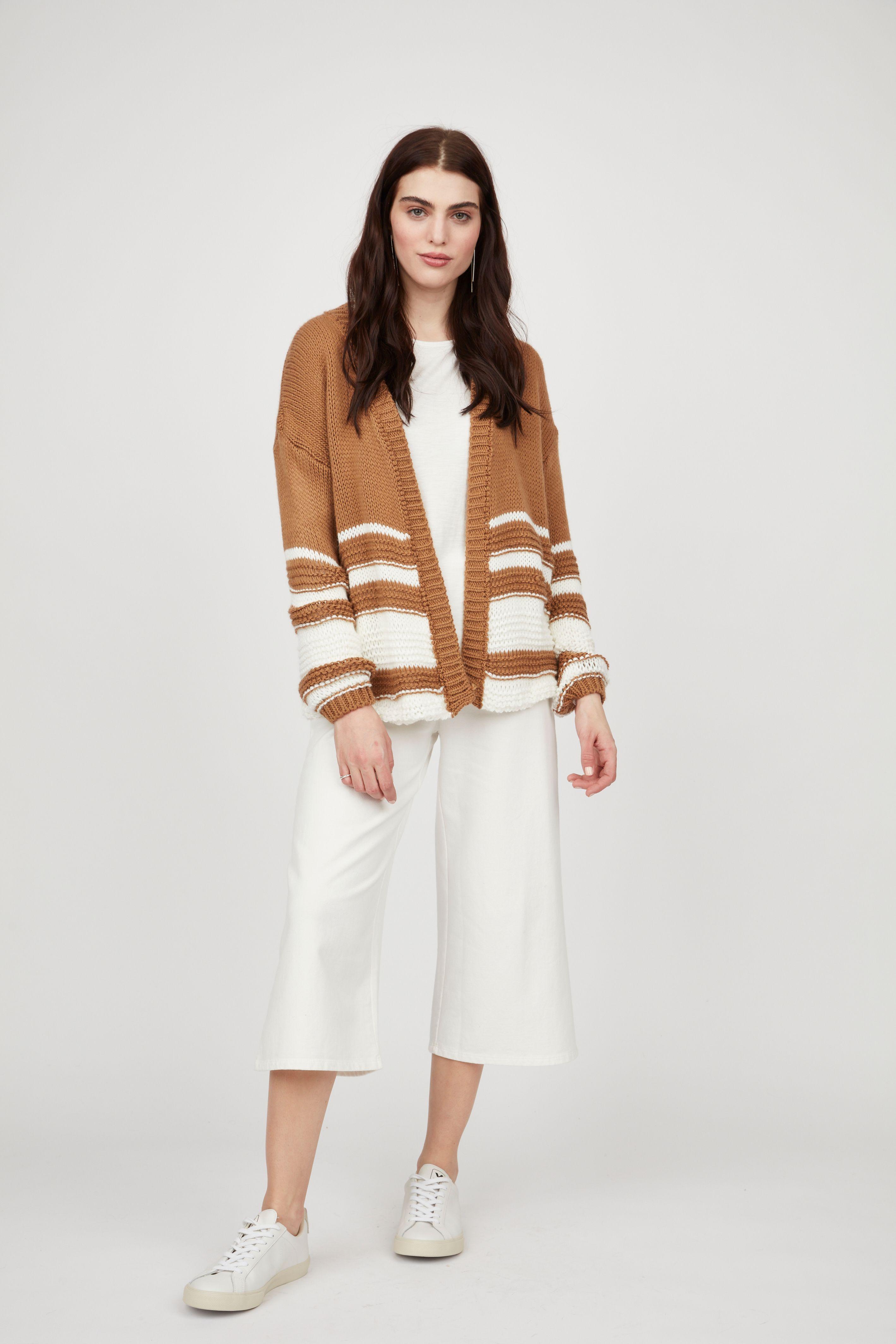 Cropped Polar Fleece Pants