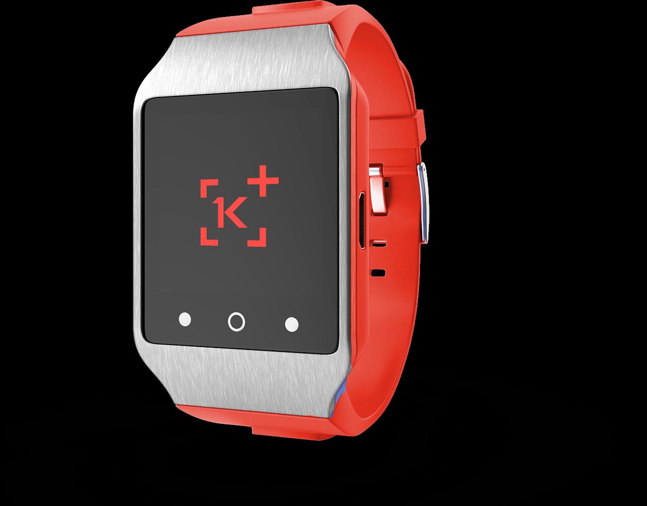 Smart watch device