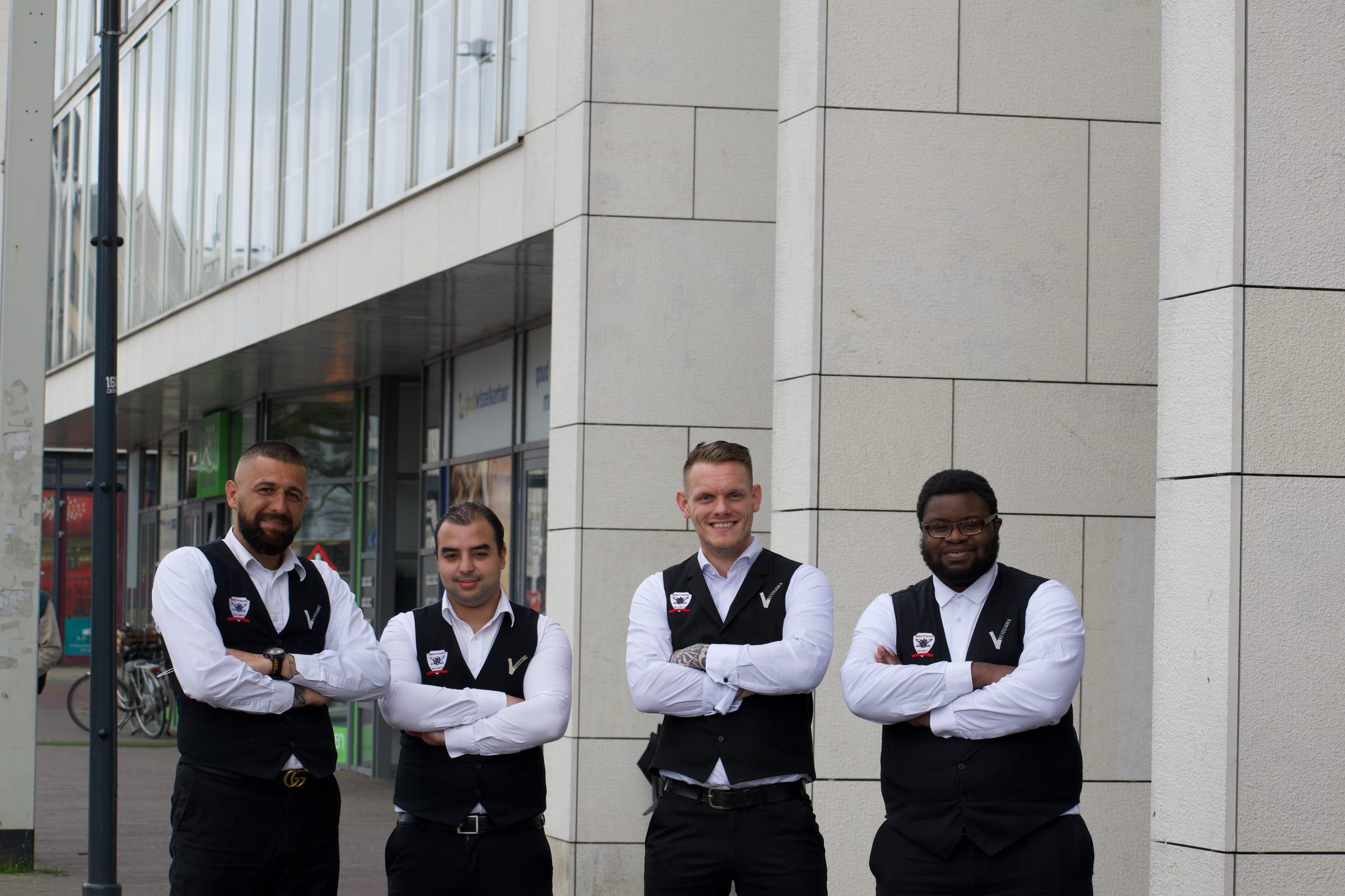 Beveiligings Team Brothers Security