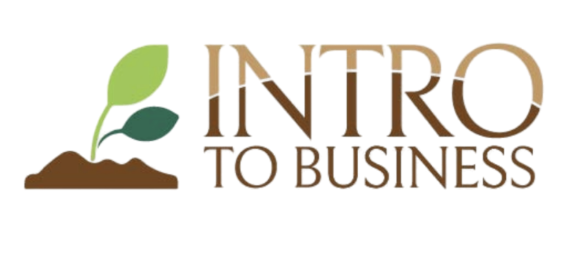 The Intro to Business logo