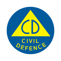 Civil Defence Logo
