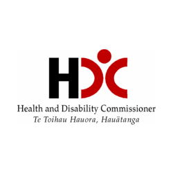 Health and Disability Commissioner Logo