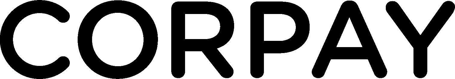 Corpay Logo Black