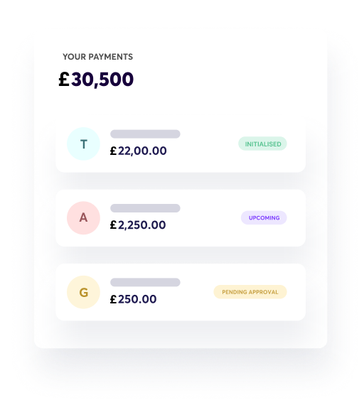 Pick your payment method image