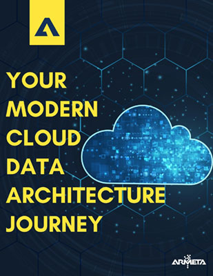 Your Modern Cloud Data Architecture Journey White Paper Cover