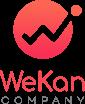 A company called WeKan's logo
