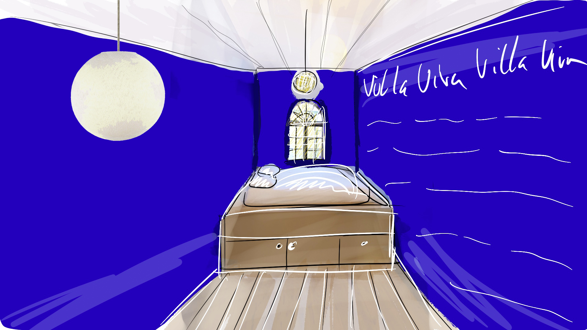An illustration of the room type