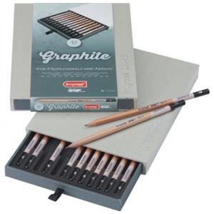 Bruynzeel Design grafiet potloden