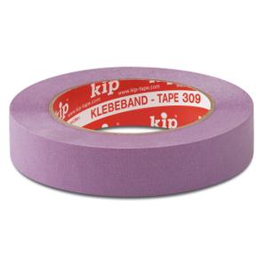 Kip paarse masking tape