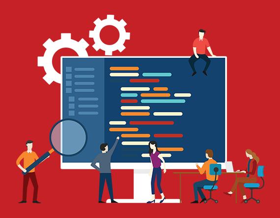html code illustration