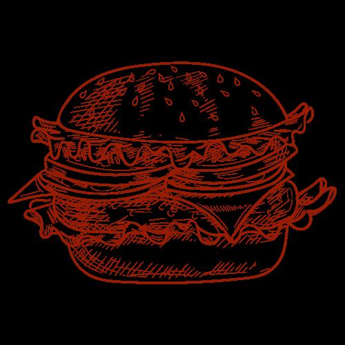 a plant-based burger