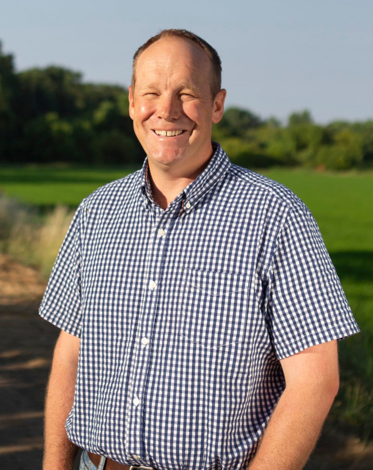 Michael Bosworth, co-founder of True Origins.