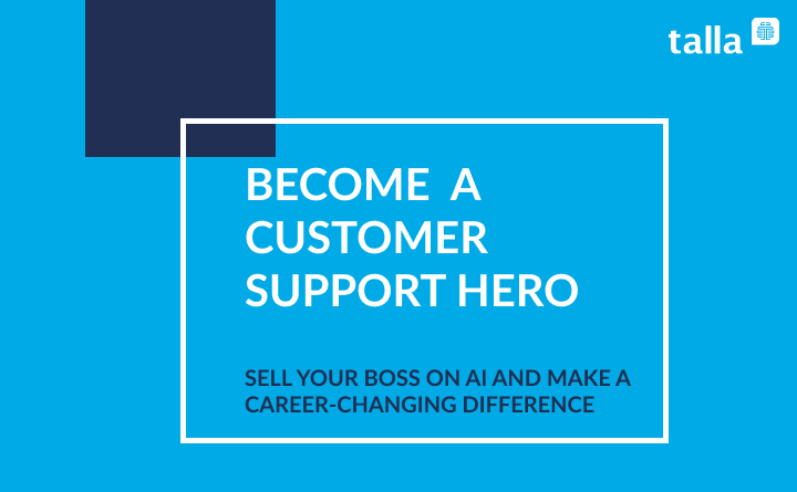 Become A Customer Support Hero