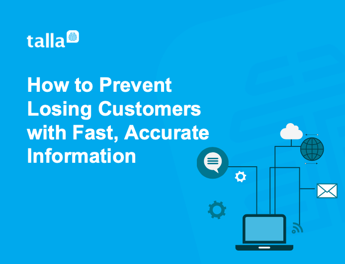 Prevent Losing Customers with AI