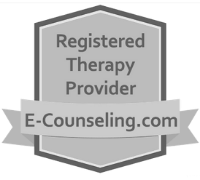 Online counselor registered with E-counseling.com