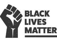 Counselor supporting Black Lives Matter