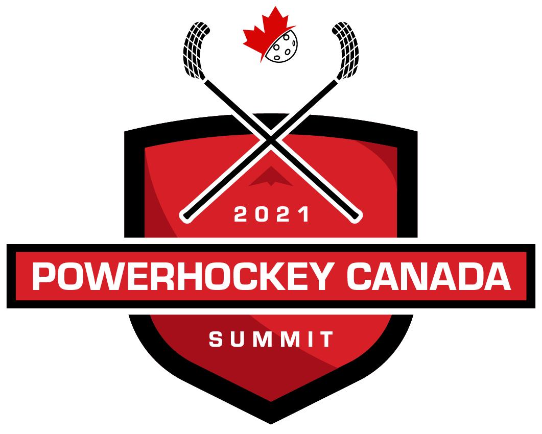 2021 PowerHockey Summit Logo
