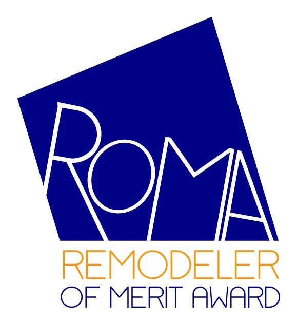 ROMA - Remodeler of Merit Award