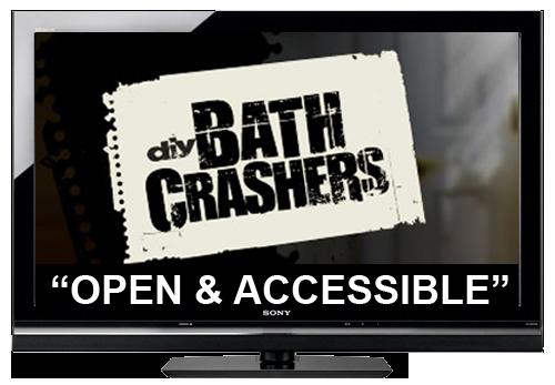 Bath Crashers!