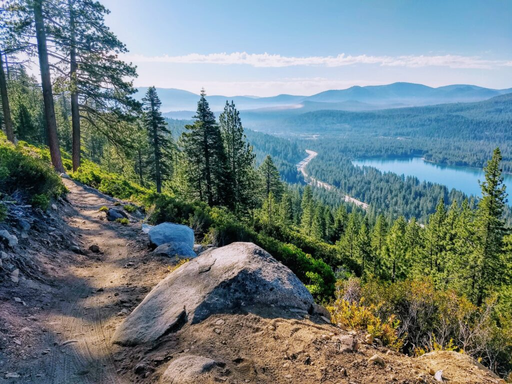 Hike Truckee's Scenic Donner Rim Trail