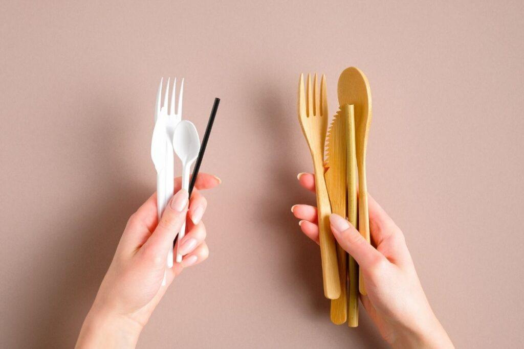 Bring your own utenils
