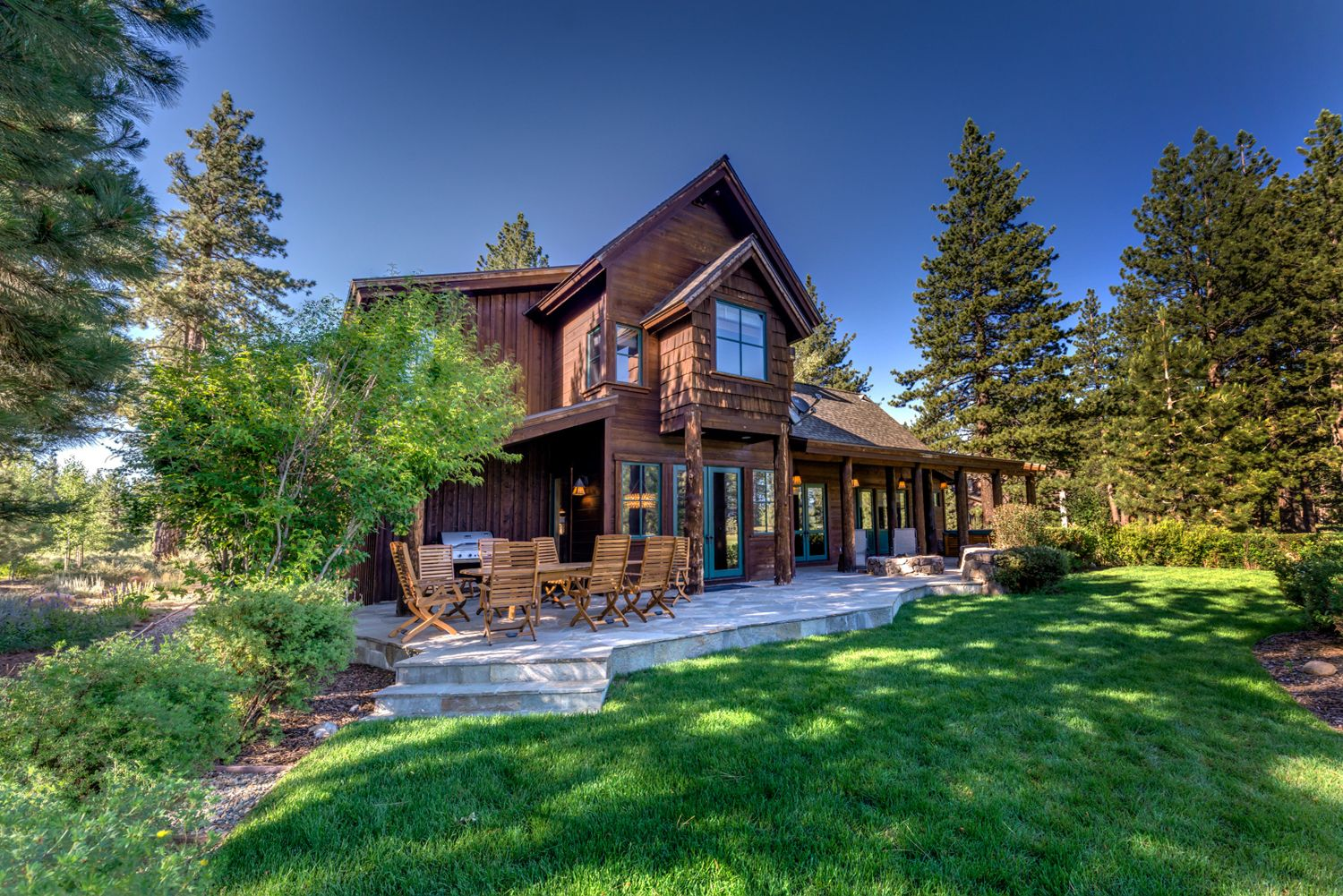 East West Hospitality mountain home in Truckee, California.