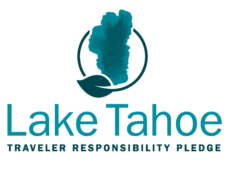Lake Tahoe Traveler Responsibility Pledge logo
