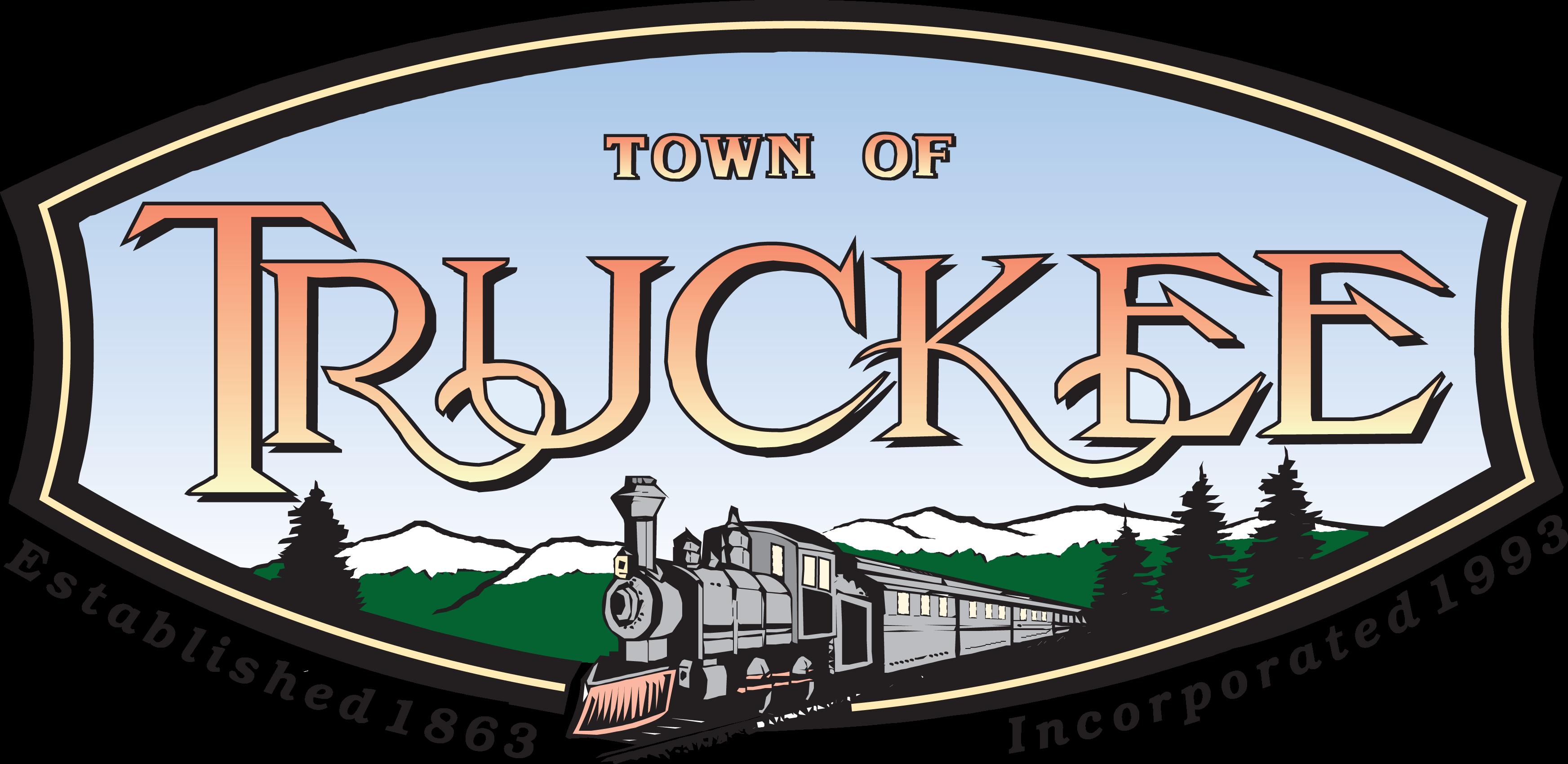 Town of Truckee logo