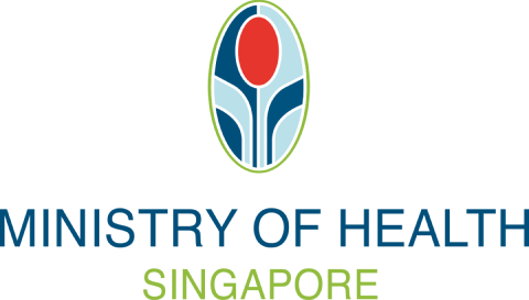 Ministry of Health Singapore logo