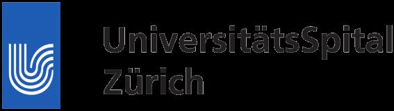UniversitätsSpital Zürich logo
