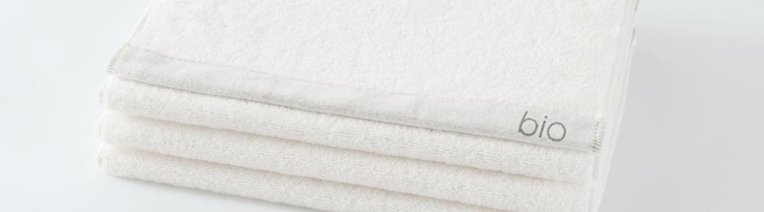 肌にも地球にもやさしい選択を|Bio Towel